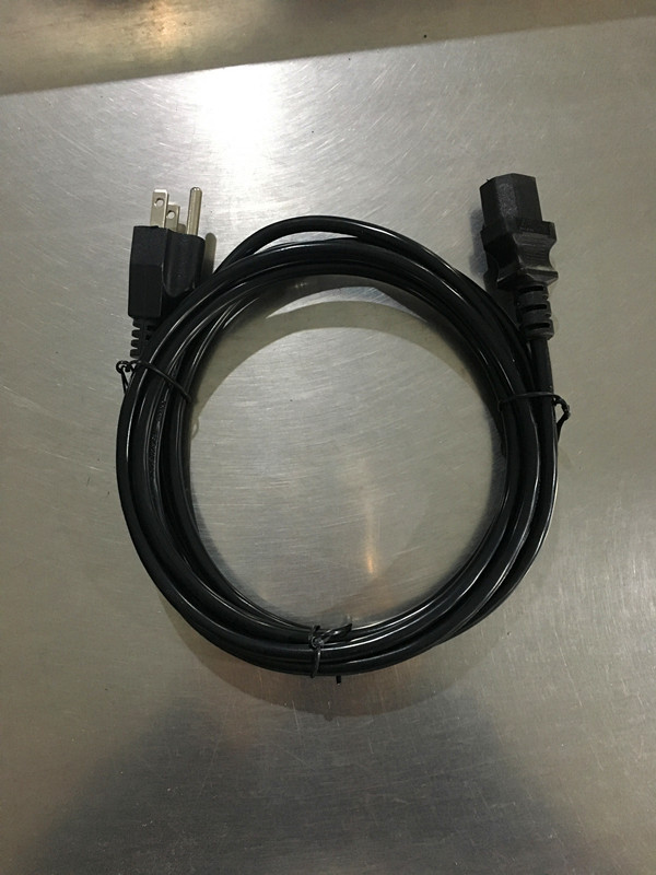 PSE Approval 2 Prong Power Extension Cord , Japan Printer Power Cable