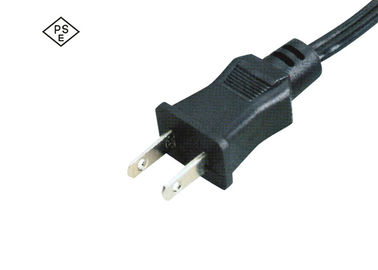 black 7a 120v power cord , japan standard rice cooker power cord 2 wires 48V Power Supply