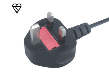 250V 3A 5A 10A 13A  IEC C19 Power Cord , 3 Prong UK Power Cord Square Pin Plug