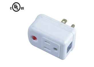 Travel Charger Electrical AC Power Plug Adapter / US Plug Power Adapter Indoor Use