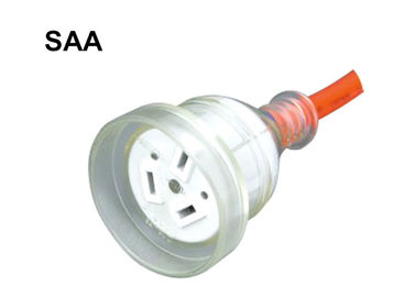 China SAA Plug 3 Insert Holes Australia  Power Cord For Electric Appliance OEM Available supplier