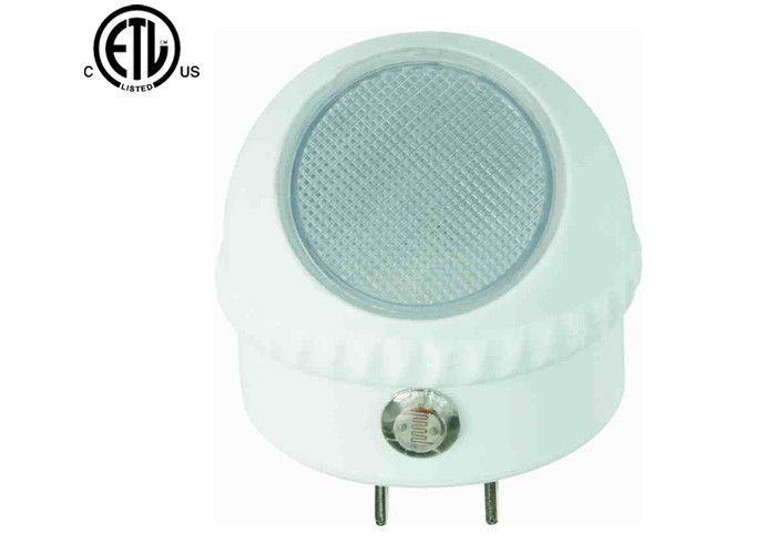 20f8c29e5489 Yellow Color LED Plug In Night Light For Hallway ETL Listed Energy Efficient