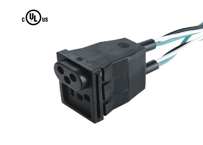 2*3 Wires 6 Insert Holes UL Approved Power Cord For Lamp Ballast FT-6Z