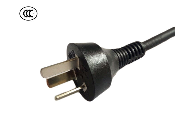 Chinese Three Prong Electrical Cord   Psb