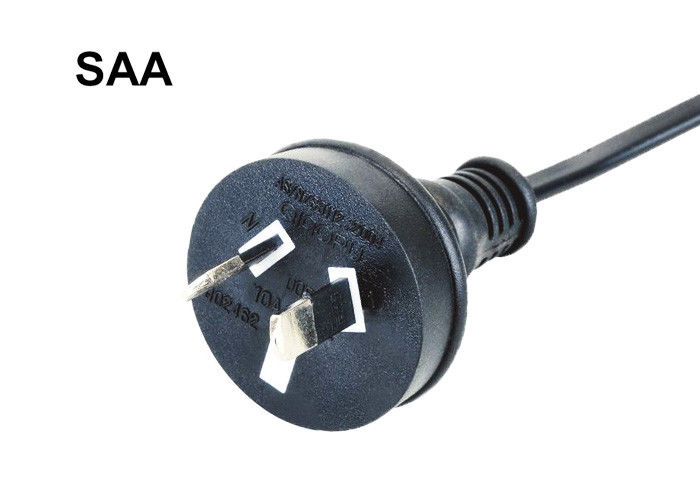 3ft China Australia 3 Prong Power Cable