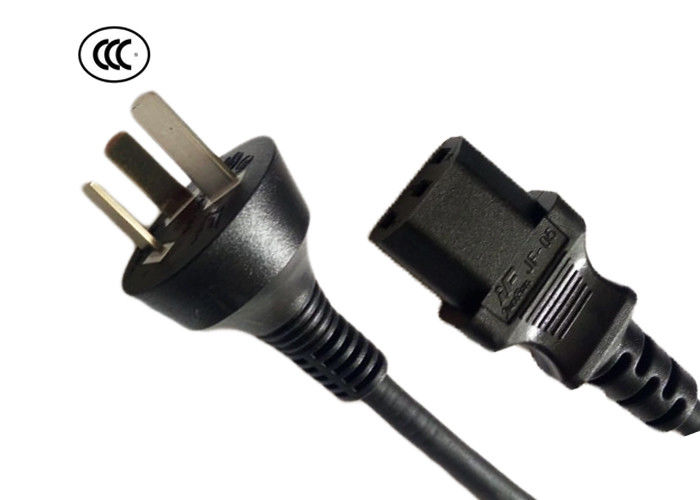 IEC 53/57 3 Wire Power Extension Cord With Plug And Ends For ...